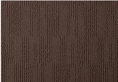 bluey brown colored, polypropelene fibre, patterned loop pile carpet on sale at Concord Floors.