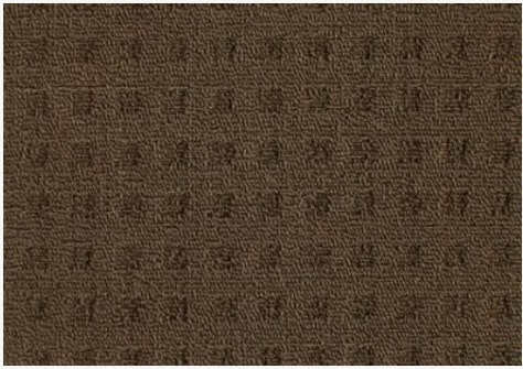 mid brown colored, olefin fibre, multi-loop pile, patterned carpet called Byron bay on sale at Concord Floors.